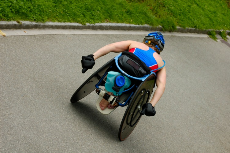 Wheelchair Athlete