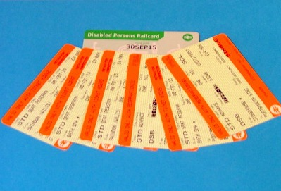 Railcards Available In The UK