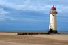 The Crooked Lighthouse Rhyl