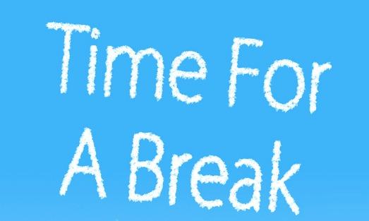 desperate for a break