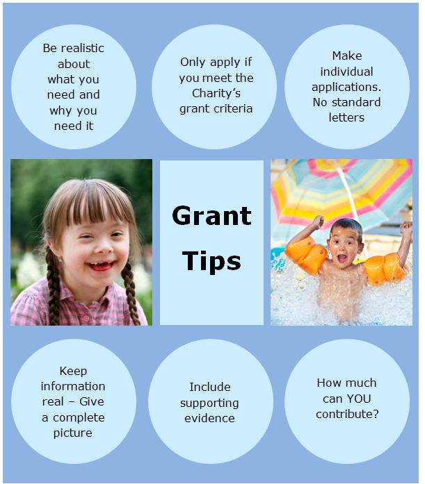 Grant Tips