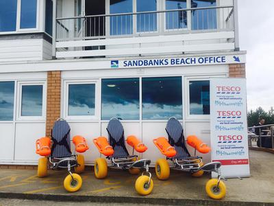 Our amazing chairs lined up ready for use!